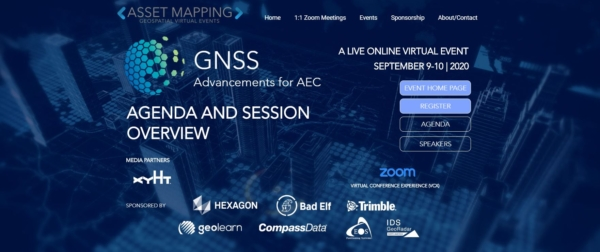 GNSS Registration Banner