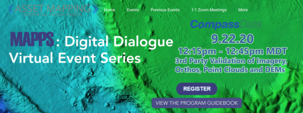 MAPPS Digital Dialogues