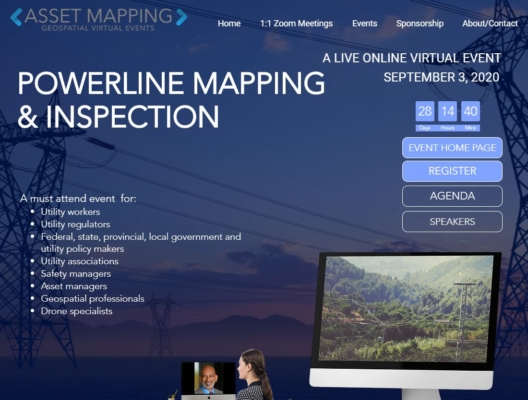 Powerline Mapping and Inspection