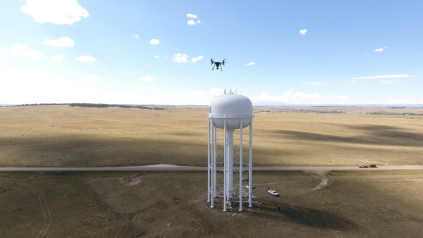 Drone Tower Inspection
