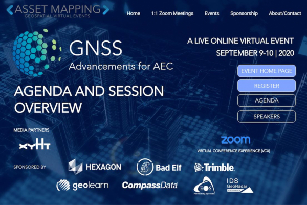 GNSS Advancements for AEC