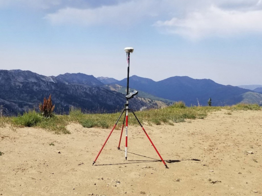 PHOTO-ID GCP FOR LIDAR